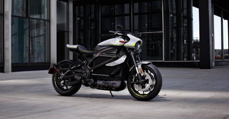 Veiling: speciale Harley-Davidson Livewire voor COVID-19 onderzoek