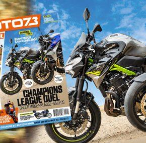 Bestel nu de nieuwe MOTO73 editie #10