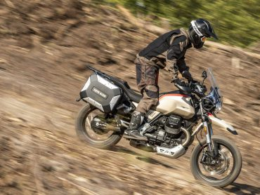 Test Moto Guzzi V85TT Travel