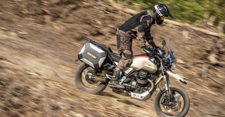 Test Moto Guzzi V85TT Travel