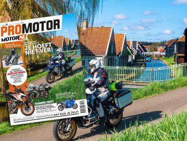 Bestel nu de nieuwe Promotor magazine