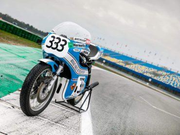 Suzuki TR750: De waanzin voorbij