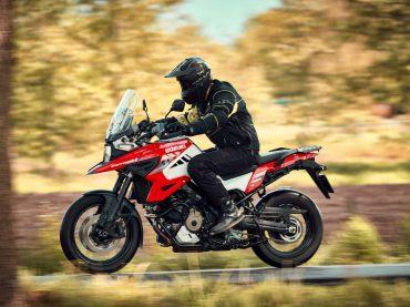 Test Suzuki V-Strom 1050XT 2020