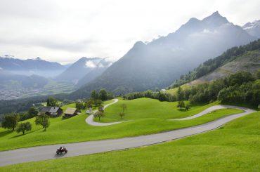Vorarlberg, Oostenrijk