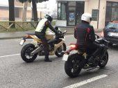 Hebbes: Aprilia RS 660 op de weg