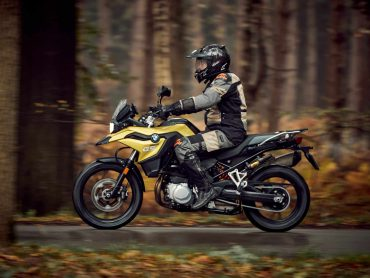 Test: BMW F750GS 2020