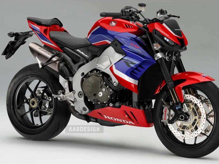 Ter overweging: Honda CB1000RR-R Streetfighter