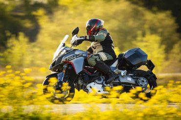 Ducati Multistrada 1260S Grand Tour – Eerste test