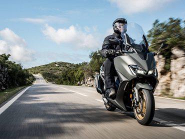 Lanceert Yamaha over twee jaar een off-road TMAX?