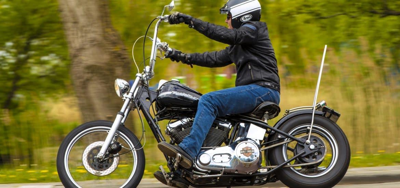Harley-Davidson zelfbouw