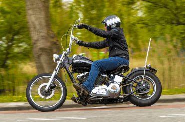Harley-Davidson zelfbouw – Toevalstreffer