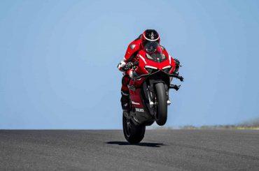 Ducati Superleggera V4 Test – vooruitblik