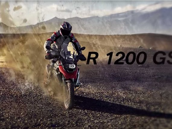 BMW Motorrad viert 40 jaar GS