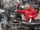 Marathonmotor: Kawasaki Z900