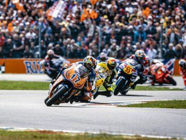 Jurgen van den Goorbergh blikt terug op Dutch TT van 2000