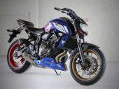 Speciaal: Yamaha MT-07 Captain America en Iron Man