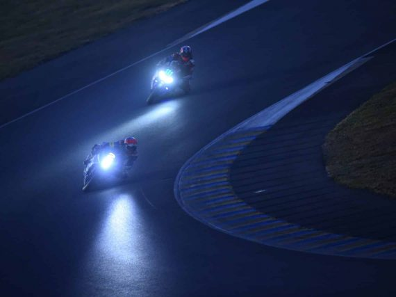 24 van Le Mans achter gesloten deuren