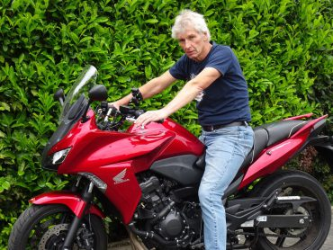 Evert Jan diende allereerste Simply Ride claim in
