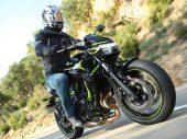 Kawasaki Z650 – De perfecte balans