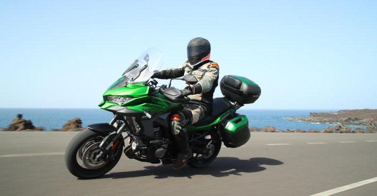 Doe mee aan de Kawasaki Versys 1000 SE-lezerstest