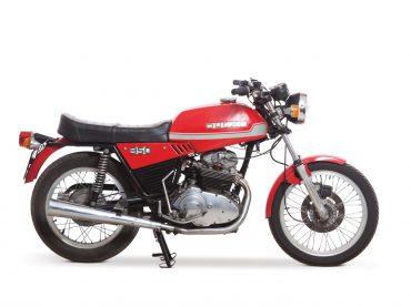 Geboren klassiekers: Ducati 350GTL/500GTL & GTV
