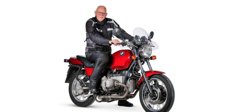 Henk Louwes motorleven