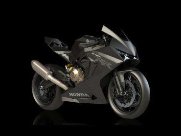 Niet verkeerd: Honda CBR750RR Concept