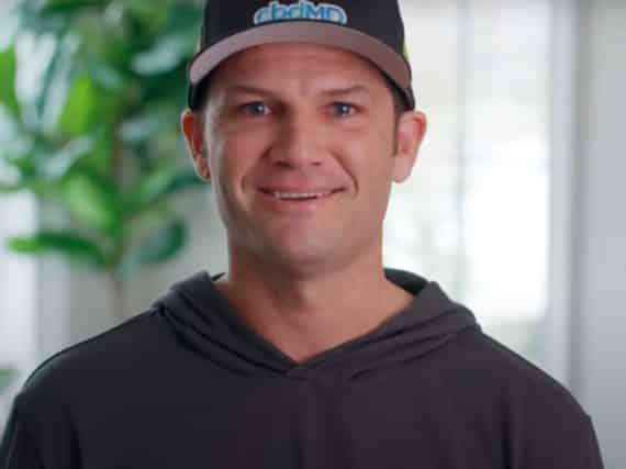 Zondagmorgenfilm: Afscheid Chad Reed