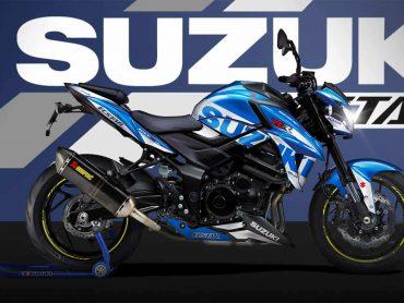 Franse Suzuki-special: GSX-S750