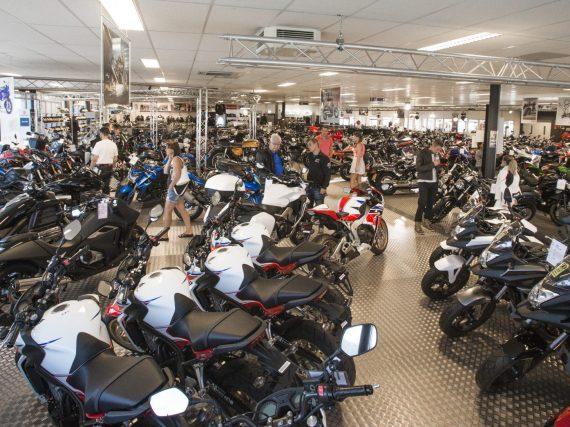Arie Molenaar Motors is een begrip binnen motorrijdend Nederland
