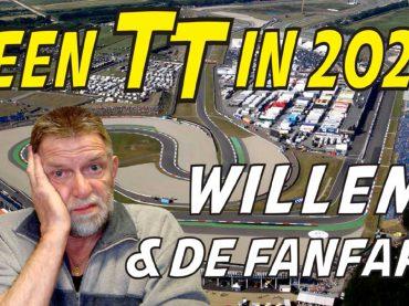 Geen TT in 2020, prachtlied van Willem & de Fanfare