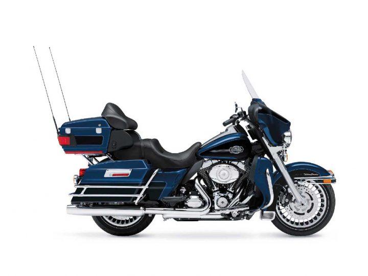 Harley-Davidson patenteert zelfbalancerende techniek