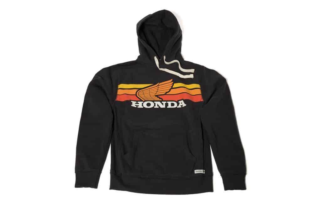 Honda Sunset hoodie