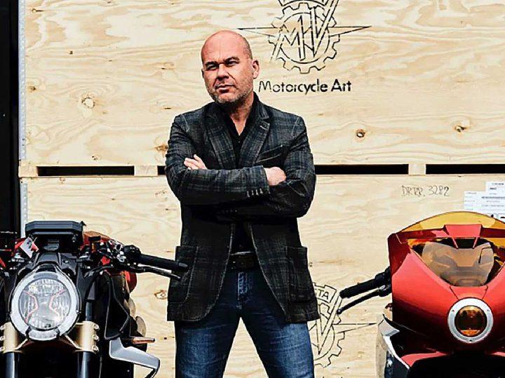 MV Agusta Design Director vertrekt na 20 jaar