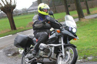 Marathonmotor: BMW R 1150 GS