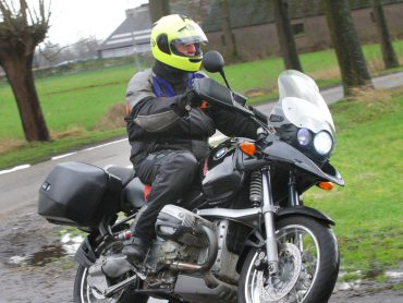 Marathonmotor: BMW R 1150 GS
