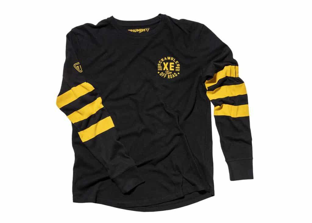 Triumph Archer Scrambler-sweatshirt