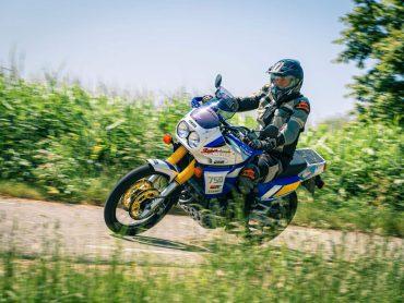Test Yamaha XTZ750 Super Ténéré (1989)