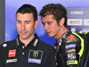Krijgt Valentino Rossi's rijke carrière een vervolg?