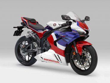 2021 Honda CBR600RR alleen voor de VS?