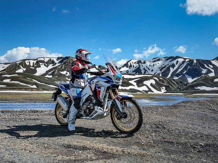 Met Honda Adventure Roads in 2021 naar IJsland