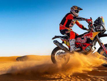 KTM kondigt heftige 2021 KTM 450 Rally Replica aan