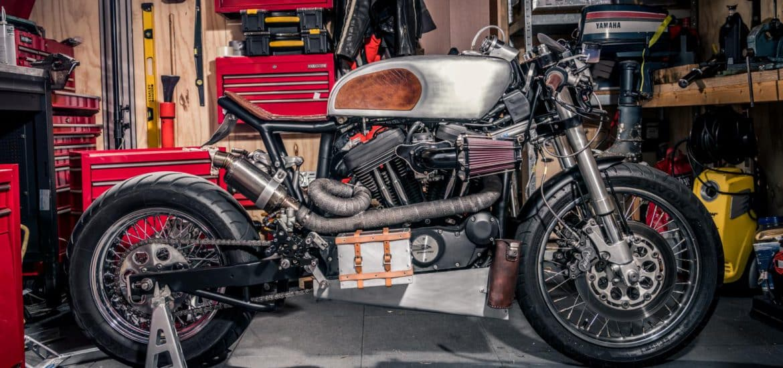 Harley Davidson Sporster XL1000 1975