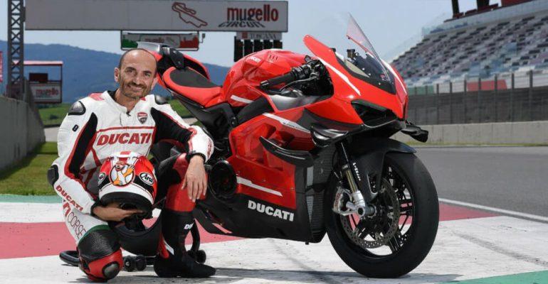 Waarom Claudio Domenicali van Ducati misschien wel de coolste CEO is