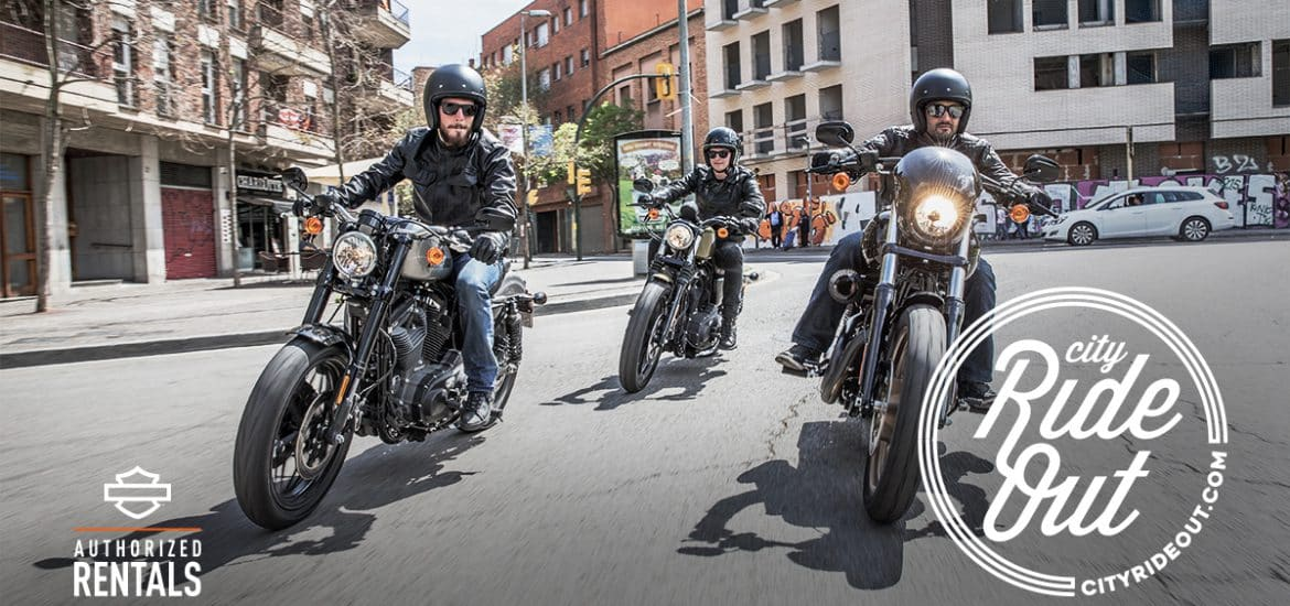 Harley-Davidson City Ride-Out