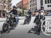 Europese steden ontdekken op de motor? City Ride-Out!