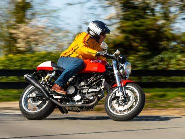 Toevalstreffer: Ducati Sport 1000