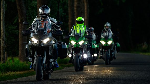 Kawasaki Versys 1000 SE – Lezerstest