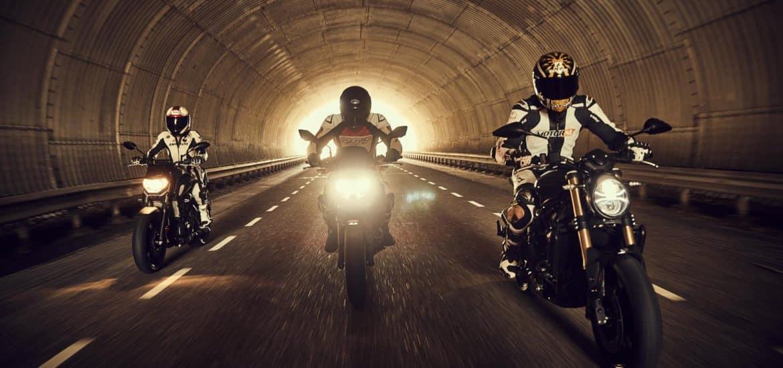 Benelli 752S, Kawasaki Z650 en Yamaha MT-07