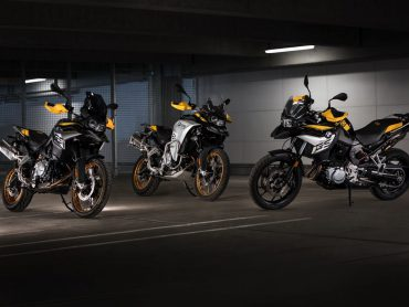 BMW Motorrad presenteert de nieuwe BMW F 750 GS, BMW F 850 GS en BMW F 850 GS Adventure